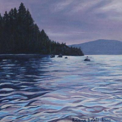 Lake Tahoe Sunset 1